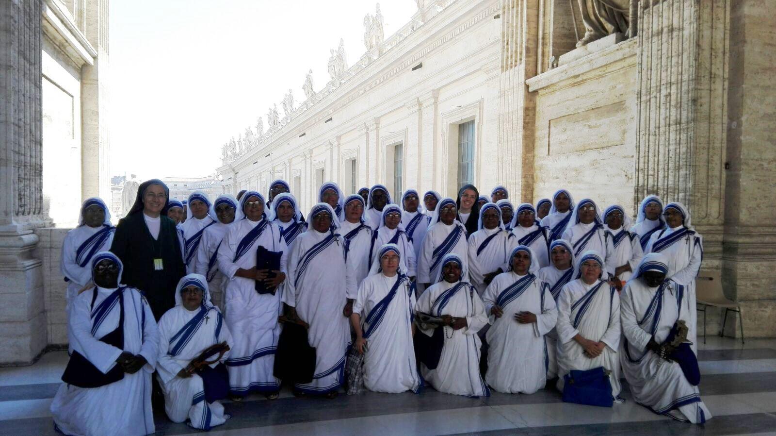 MDR con le Missionarie della Carità