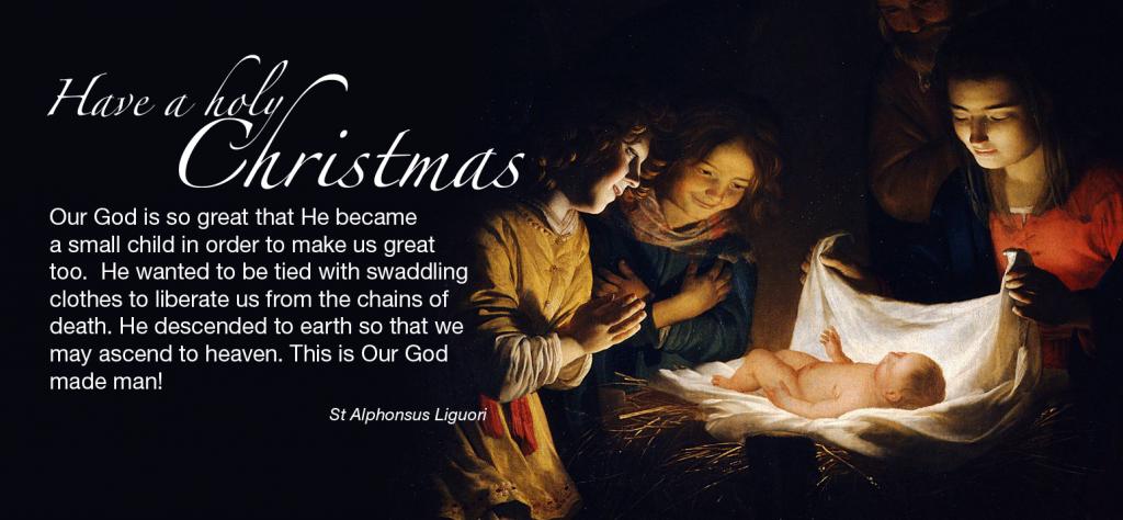 Holy Christmas FB