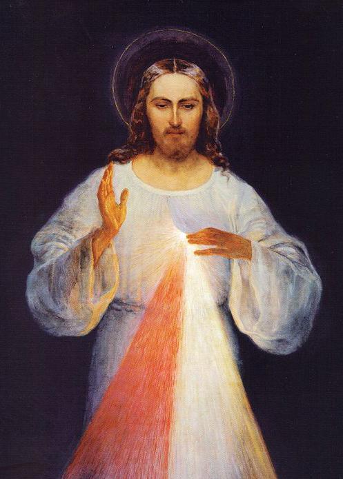 Divine Mercy bust