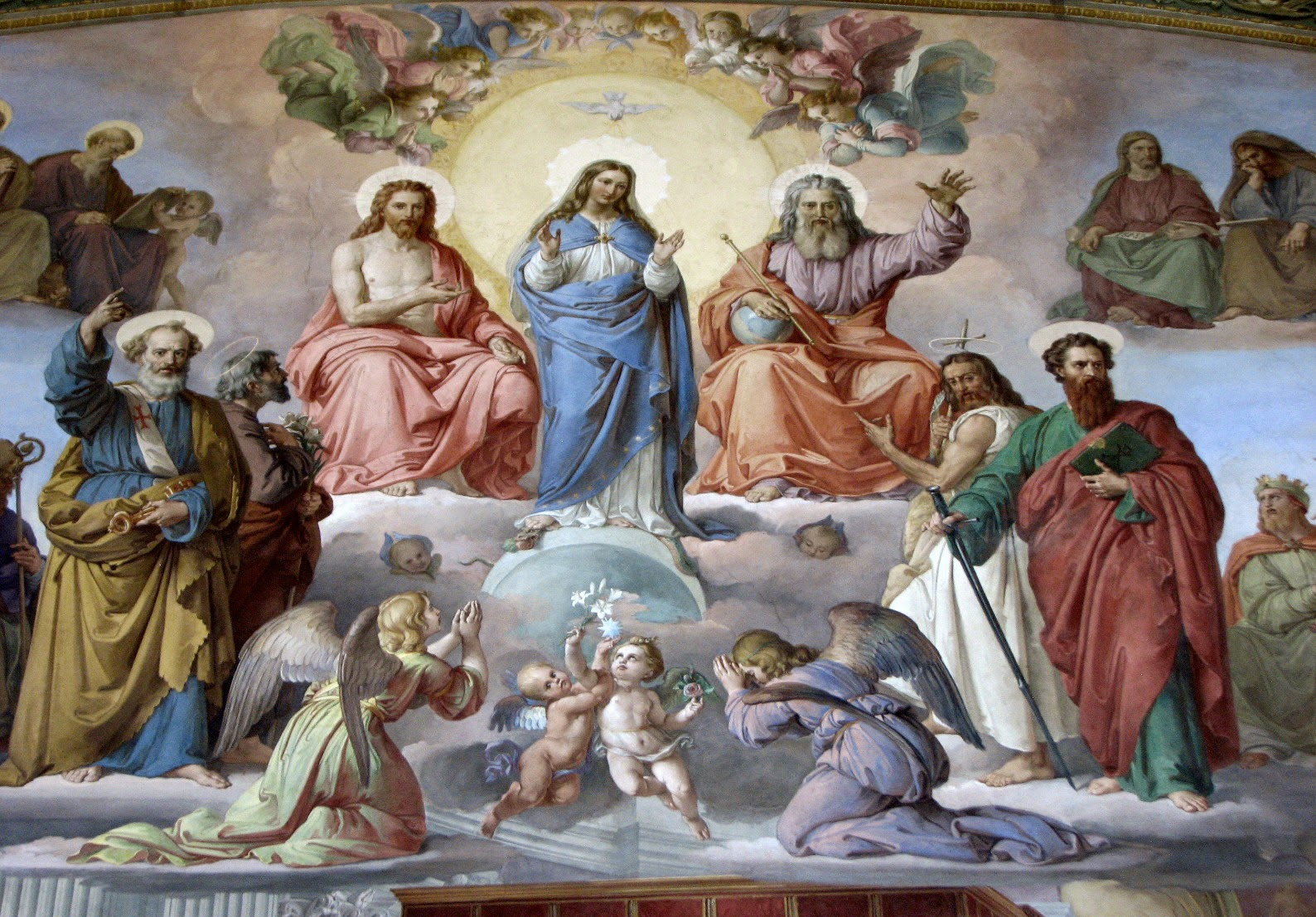 The Proclamation Of The Dogma Of The Immaculate Conception